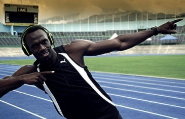 Usain Bolt Commercial