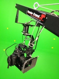 c100 camera jib orlando video production