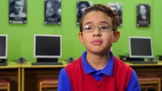 hamilton elementary video frame